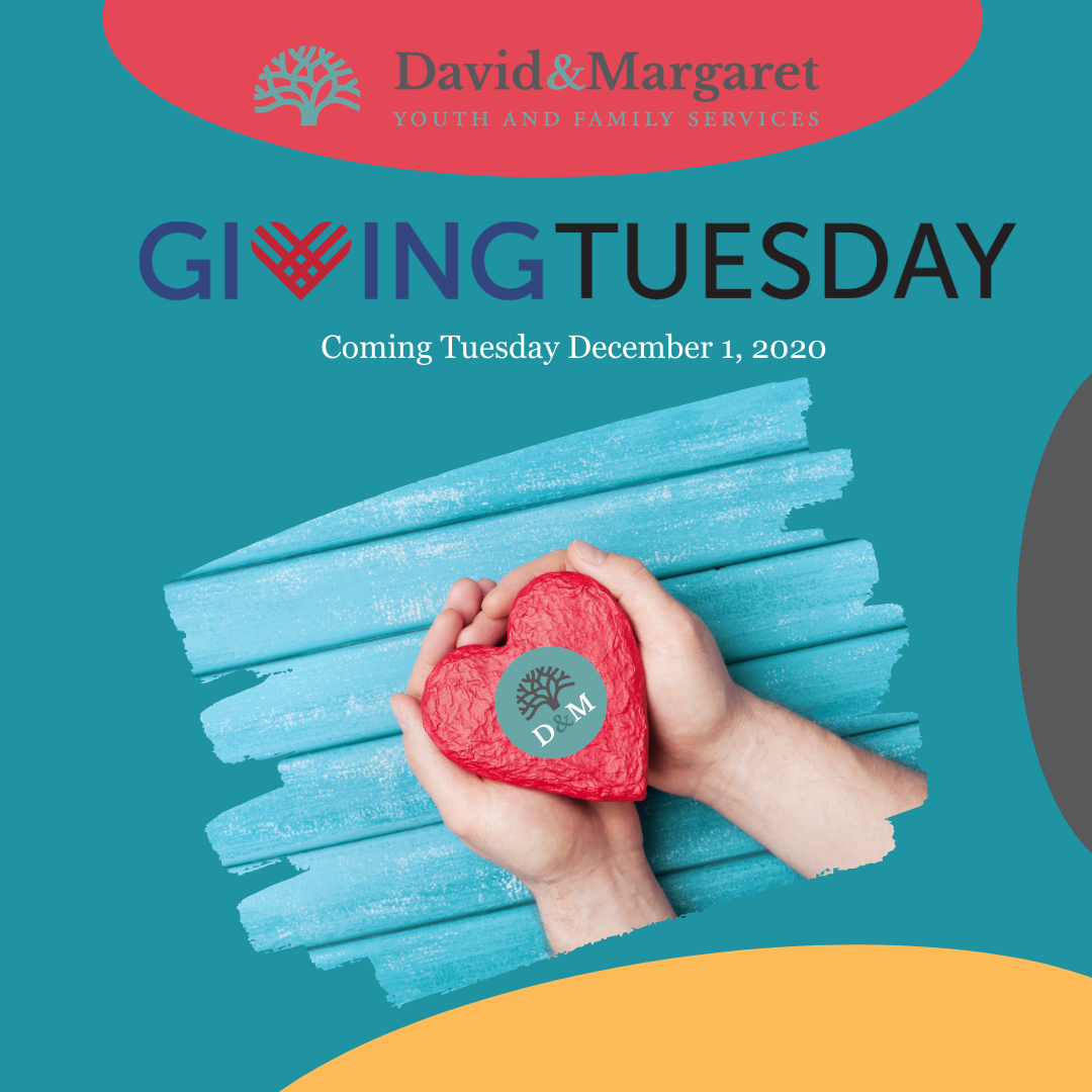 Mark your calendar! Giving Tuesday is coming!