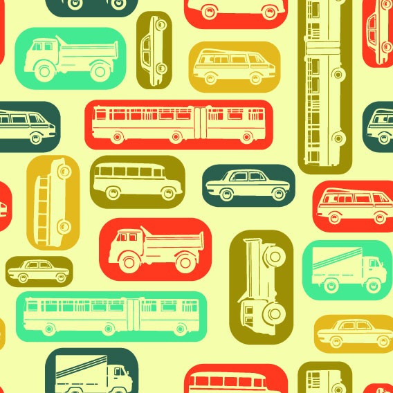 Cars and Trucks Wallpaper