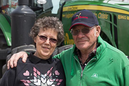 Richard & Peggy Kasten