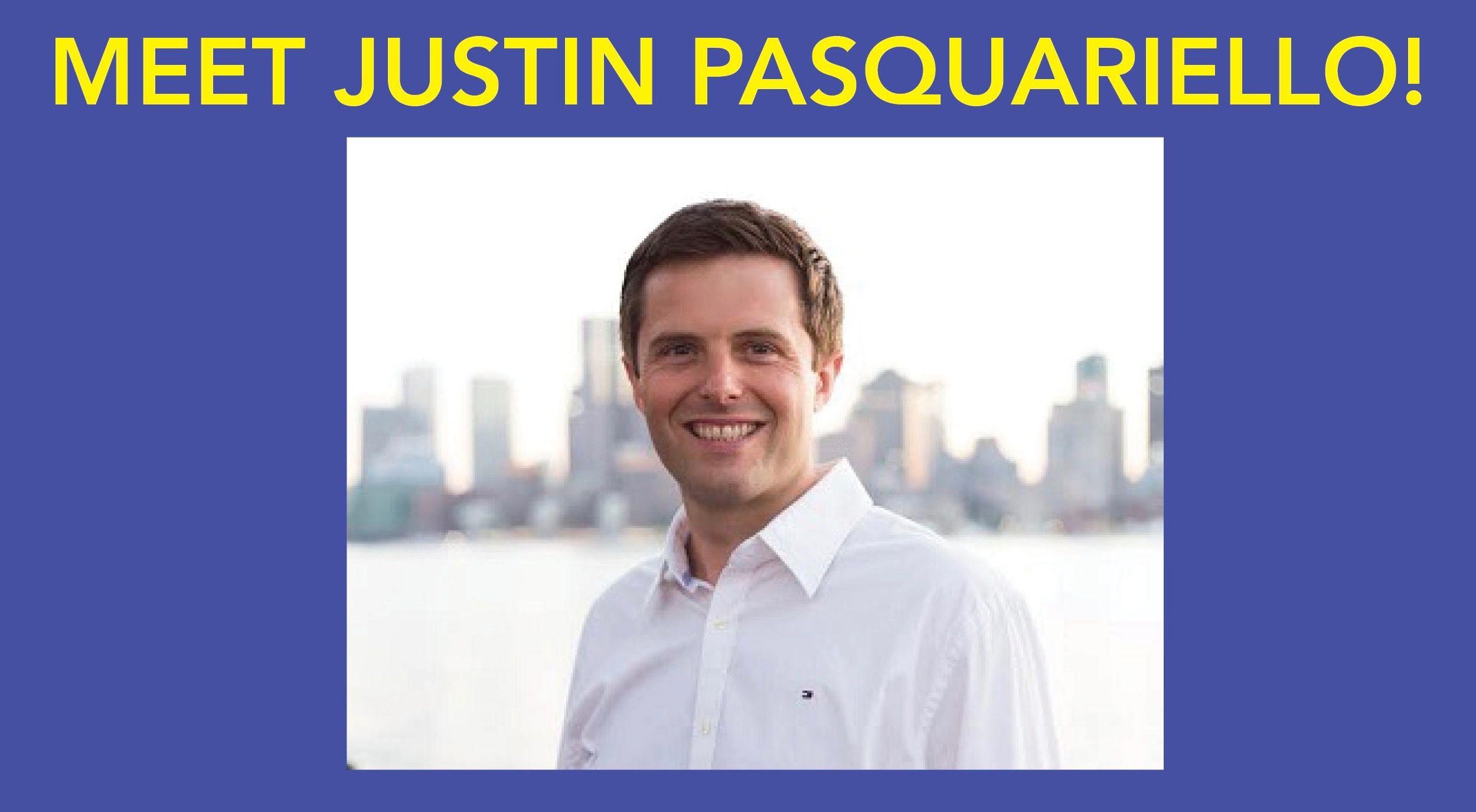 Meet Justin Pasquariello