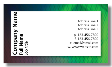 Model #009: Kwik Kopy Design and Print Centre Halifax Business Cards