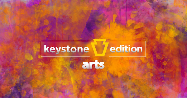 A picture of the Keystone Edition logo with a link.