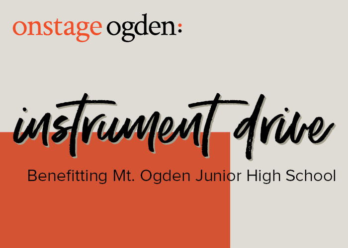 Onstage Ogden's Used Instrument Drive