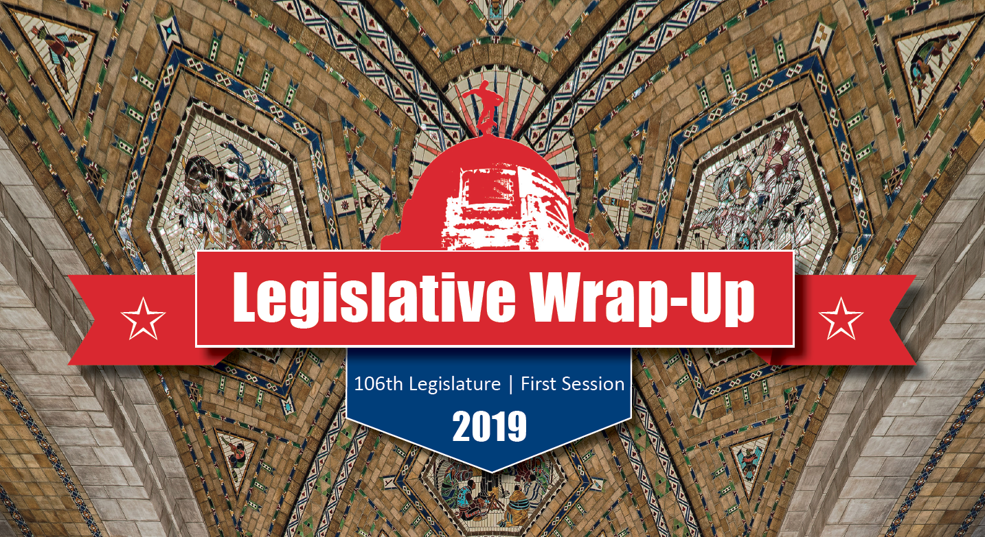 2019 Legislative Wrap Up Released