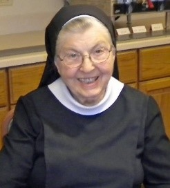 Sister of the Month- Sr. Paula Leick August 2015