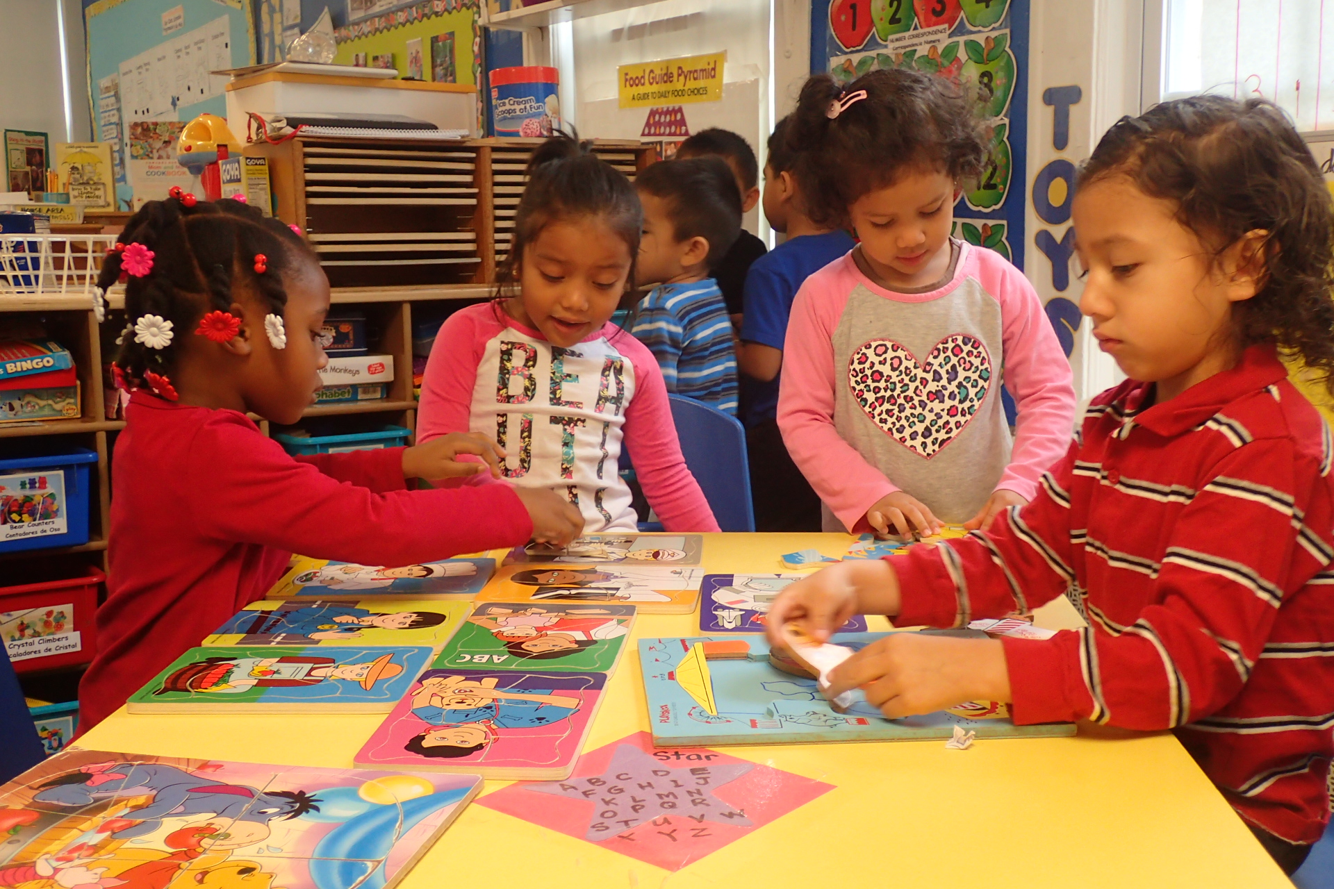 Check out our stellar early childhood program!