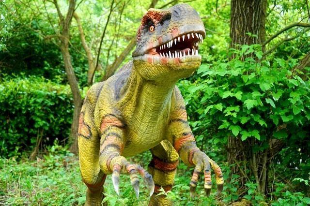 Dinosaur Storytime!