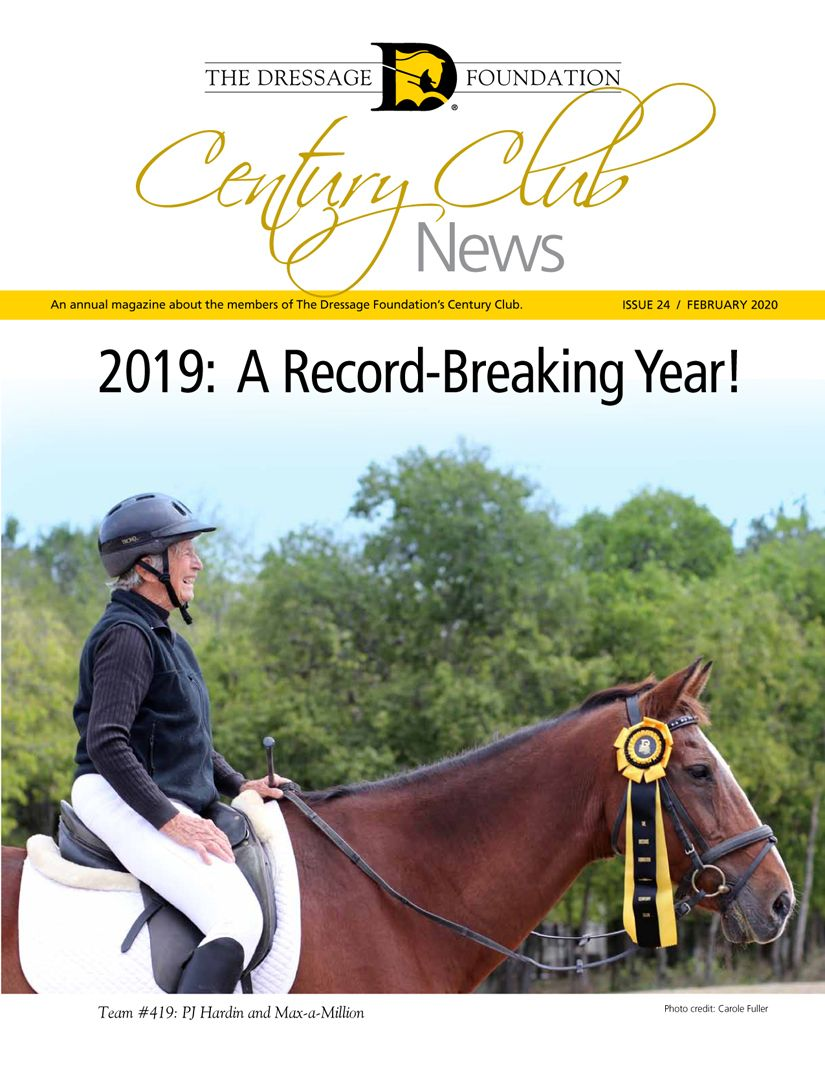 The Century Club News - February 2020