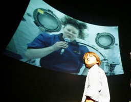 Nassau Students Get Historic Lesson From Space