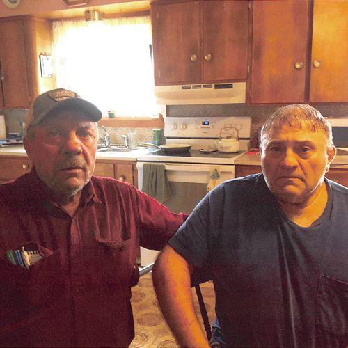 Ron & Doug Haas