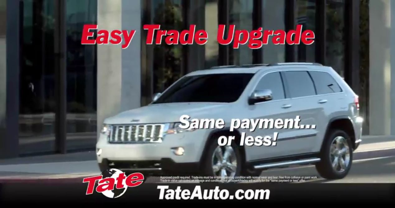 Tate Easy Trade Upgrade: Video