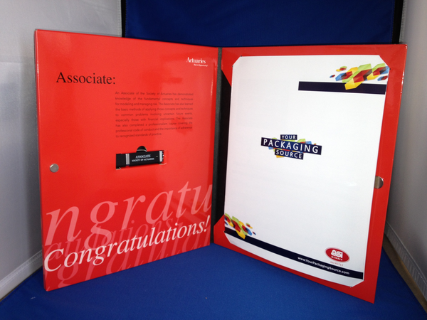 Brochure Box