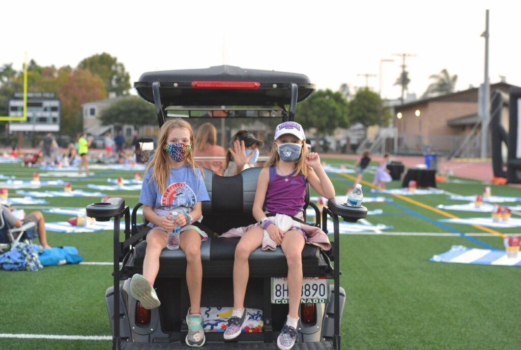 Outdoor Screening of E.T. Connects Friends and Families, Raises $15,000 for Coronado Schools