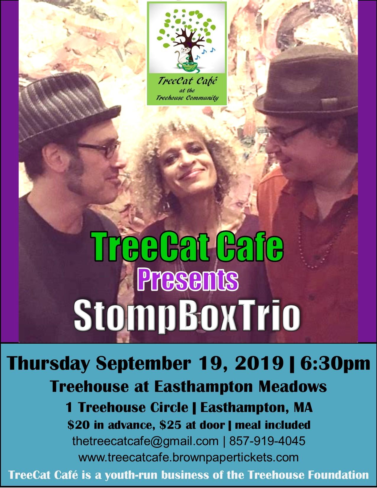 TreeCat Cafe
