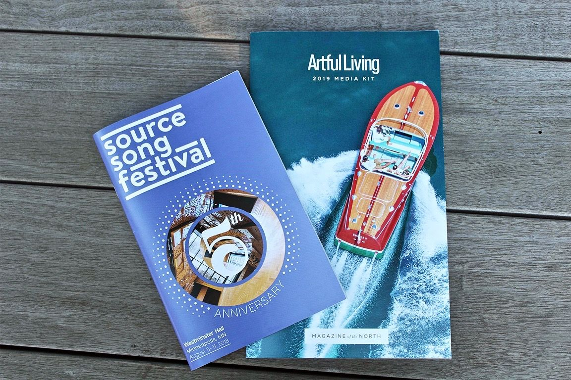 Minuteman Press Central prints custom brochures, booklets, and programs