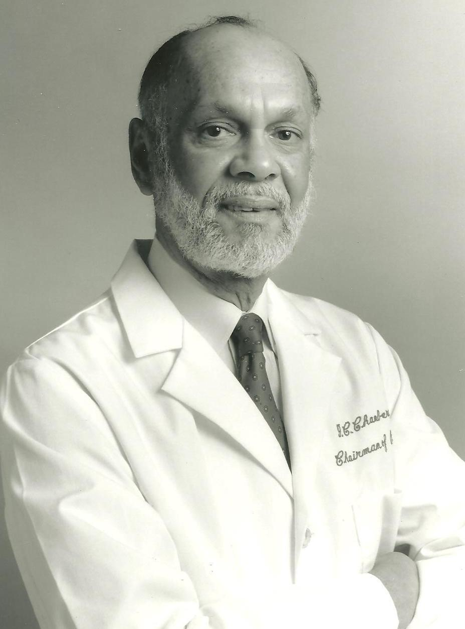 PUBLIC MEMORIAL SERVICE TO BE HELD FOR DR. DONALD C. CHAMBERS, CLASS OF 1961