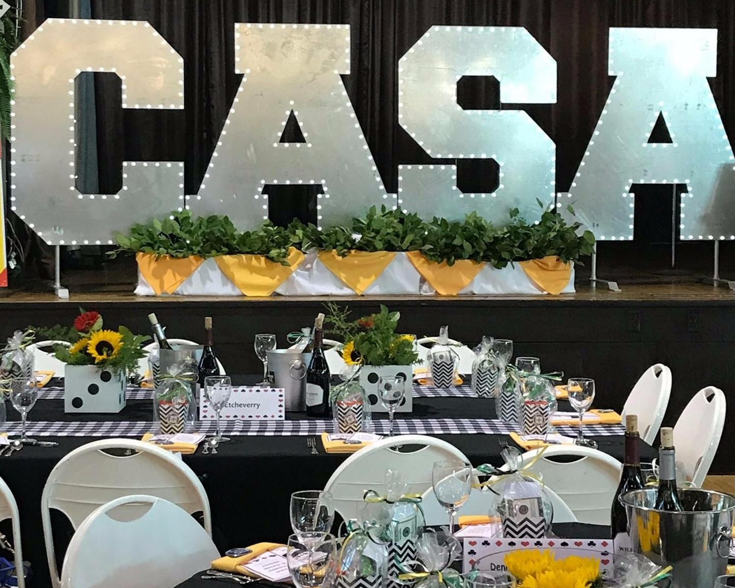 2017 CASA Casino Night