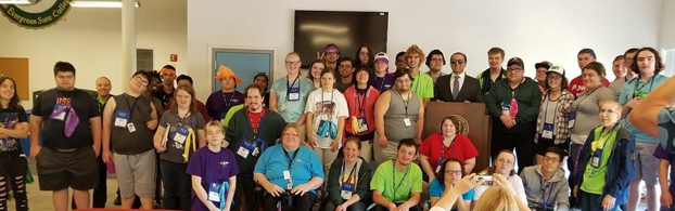 Washington State Youth Leadership Forum in Federal Way, WA