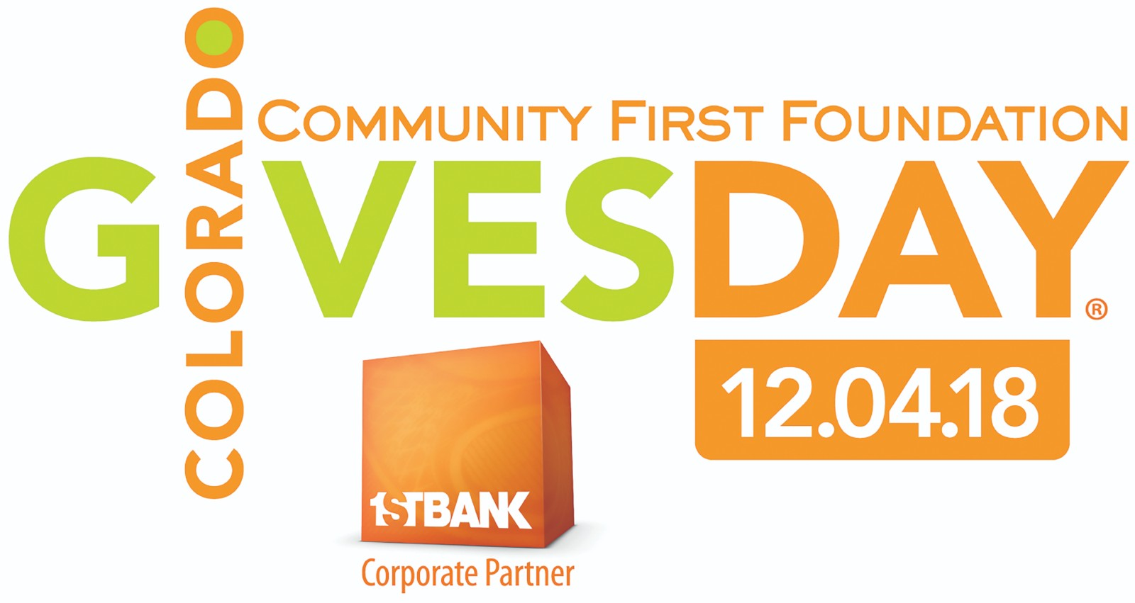 Colorado Gives Day 2018 logo