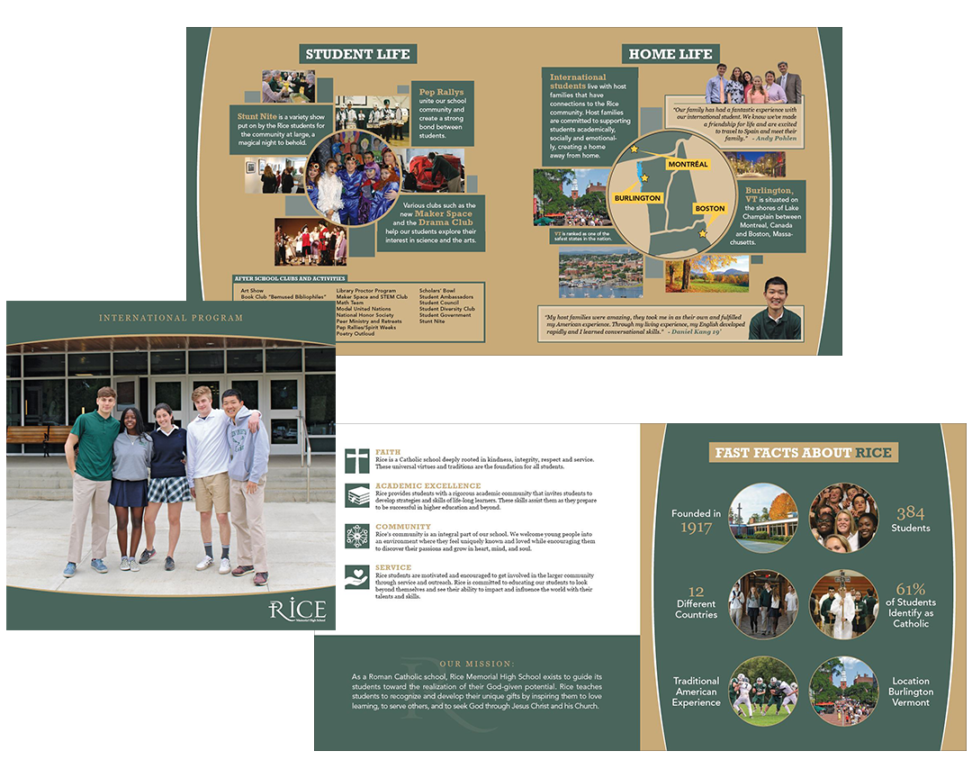 International Admissions Booklet