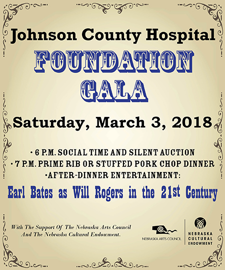 Join us at the 6th Annual Johnson County Hospital Foundation Gala!