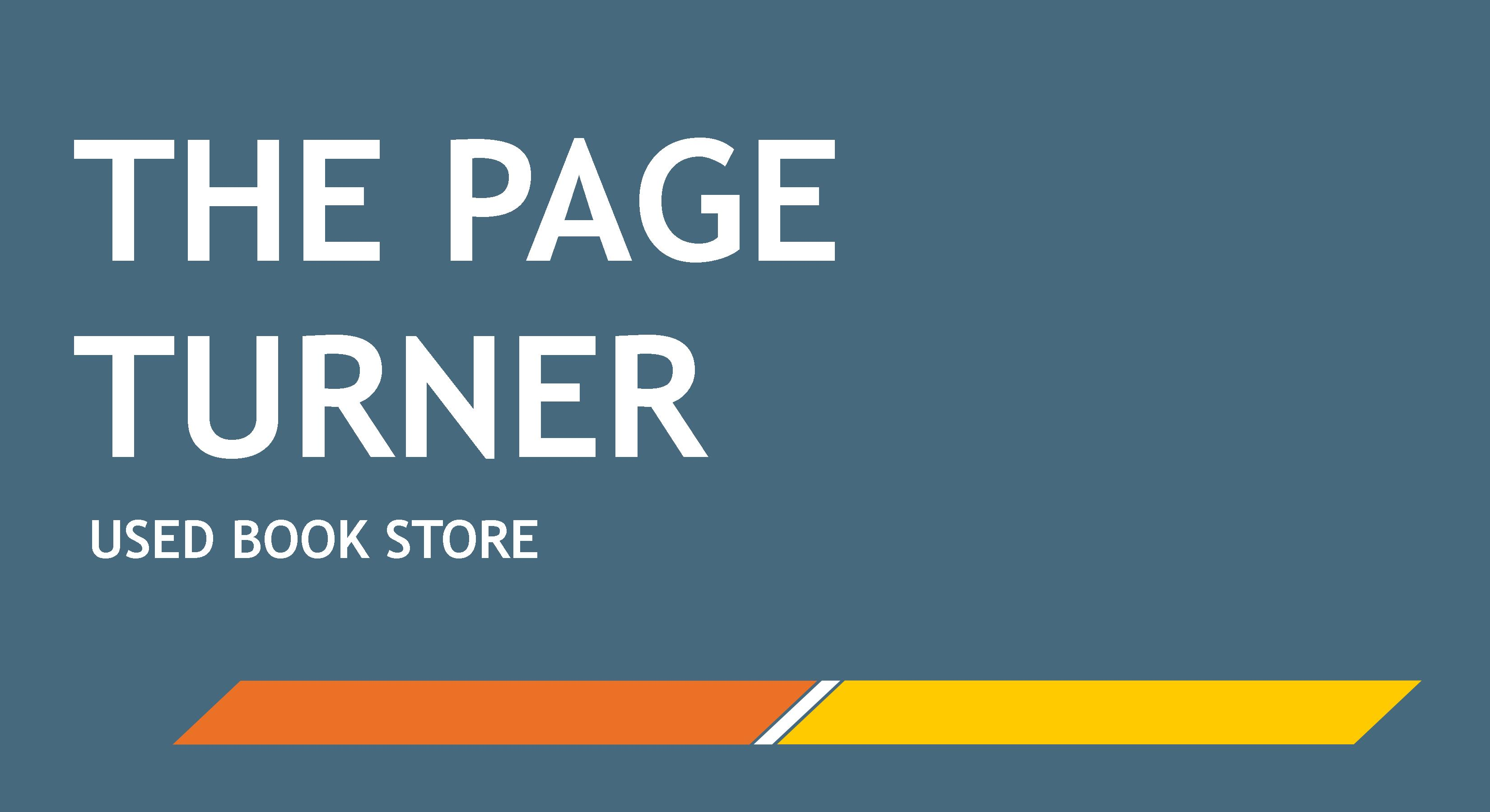 The Page Turner Bookstore