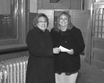 Chemical Bank Contributes to Clare Railroad Depot Project