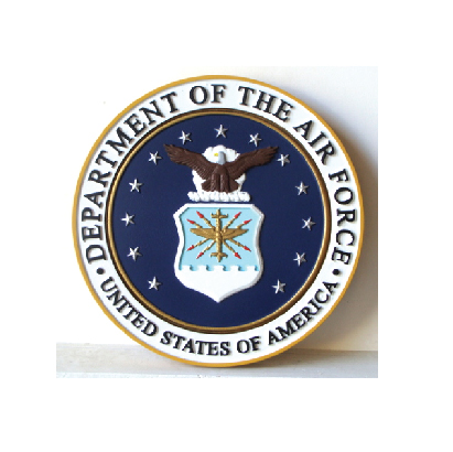 V31505 - US Air Force Great Seal