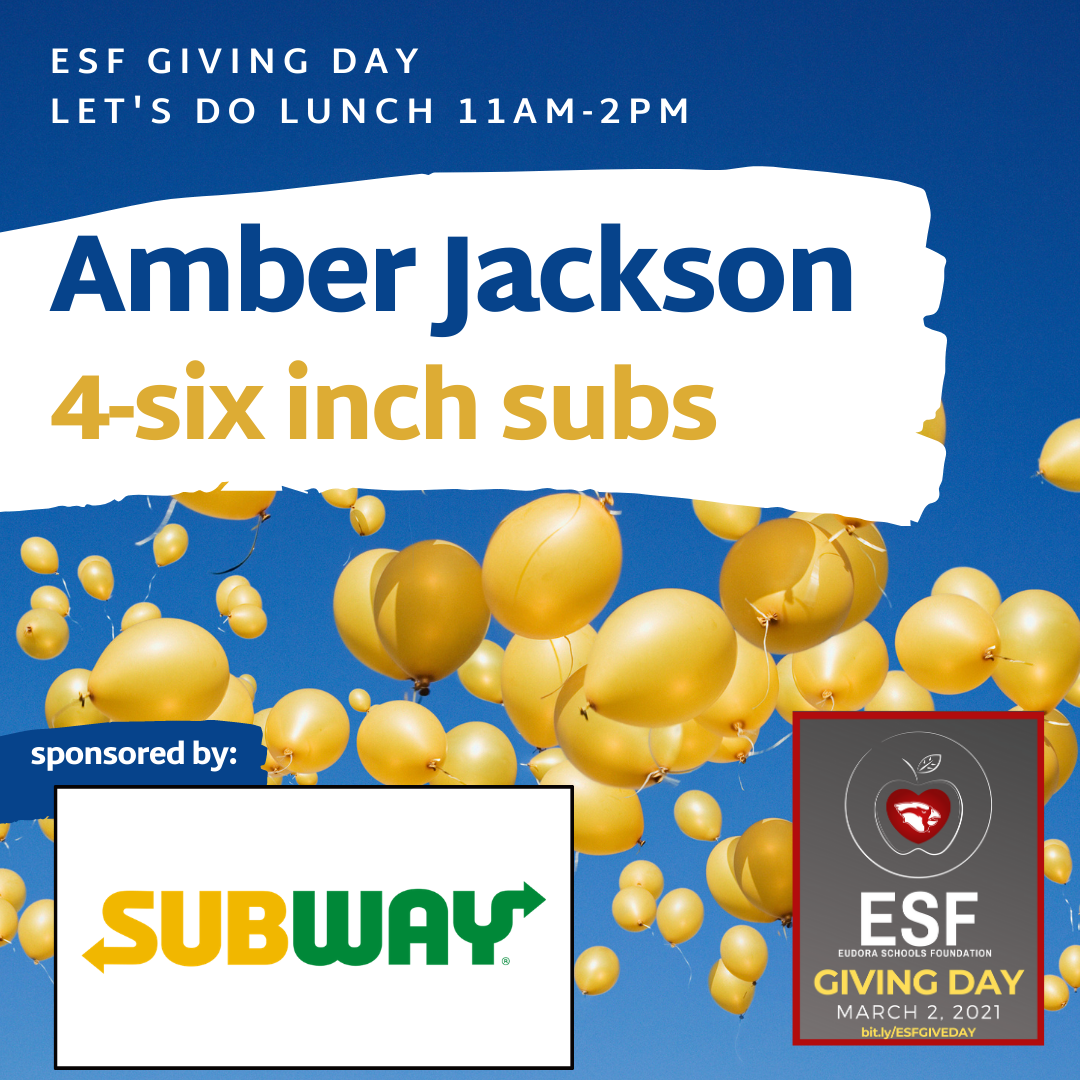 Let's Do Lunch - 4-six inch subs