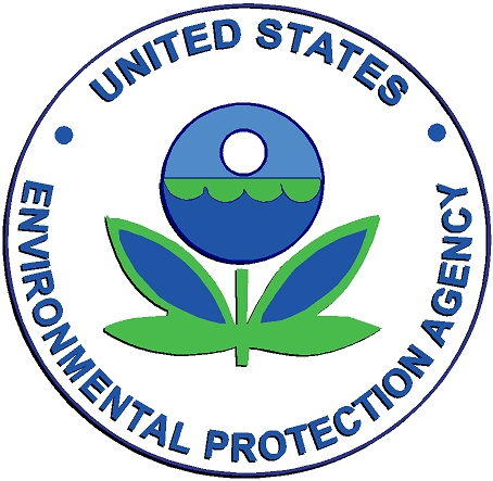 U30245 - Environmental Protection Agency (EPA)  Seal Carved 2.5-D Wall Plaque