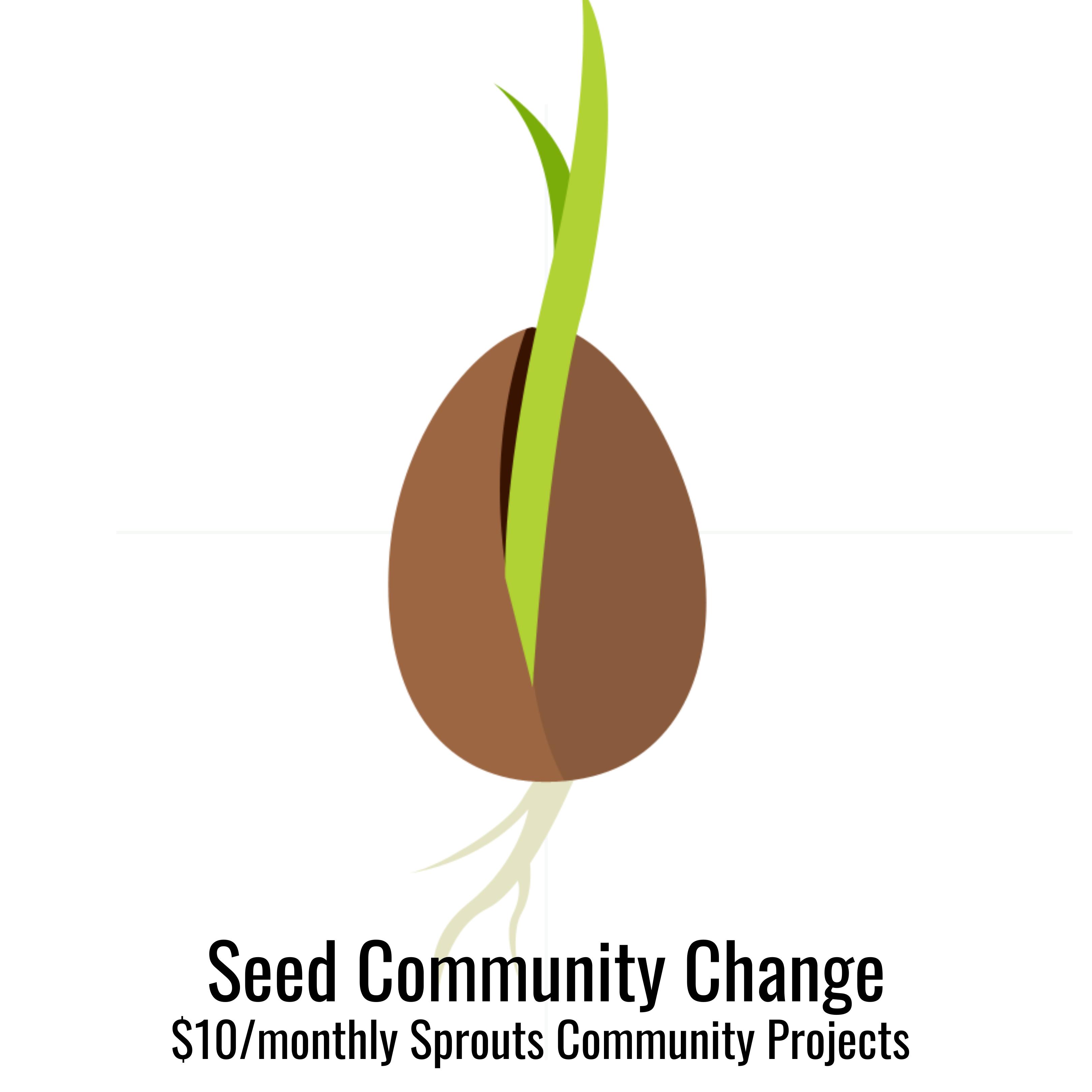 Seed Community Change