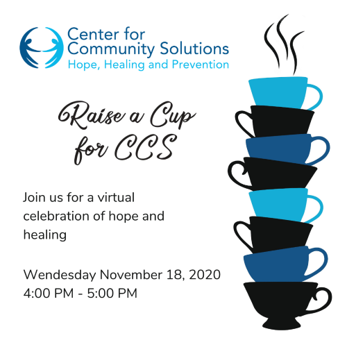 Raise a Cup for CCS
