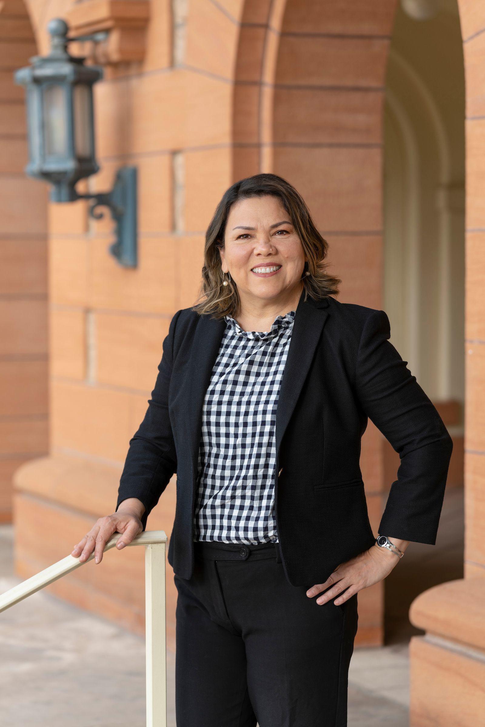 Maria Cordero, VP of People Services