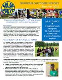 Summer 2021 Program Outcome Report