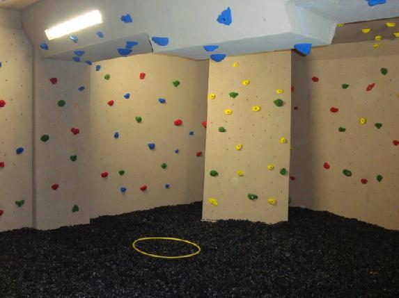 Bouldering Room II