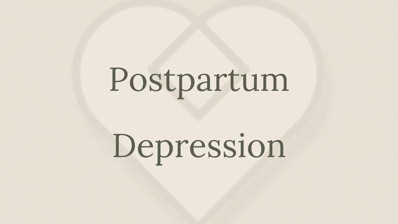 Mental Health Minute: Postpartum Depression