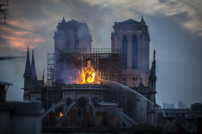 The parable of Notre Dame
