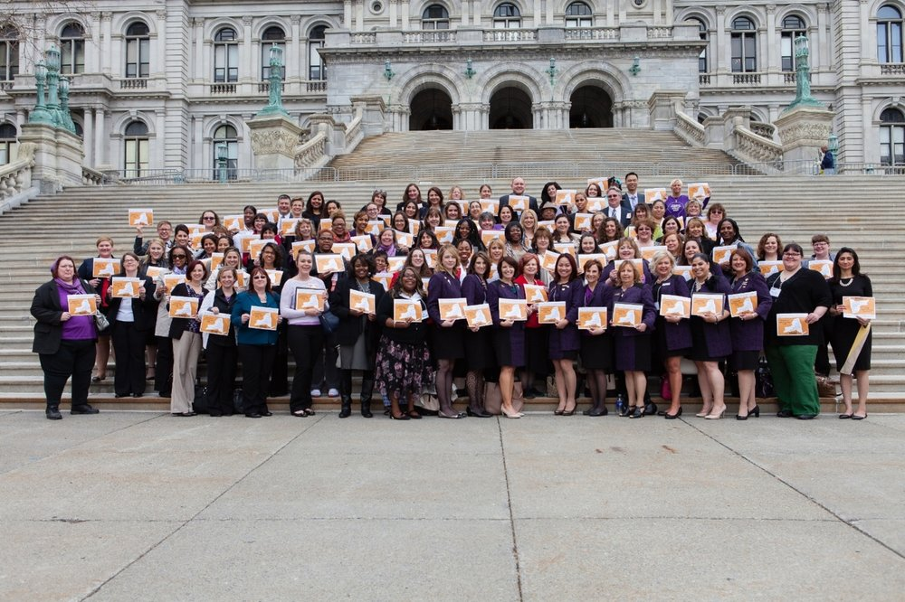 Mary Kay to Sponsor the New York State Coalition Against Domestic Violence's Legislative Day of Action