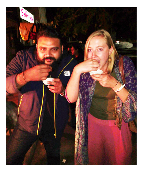 Kate Garrity, 2018 India