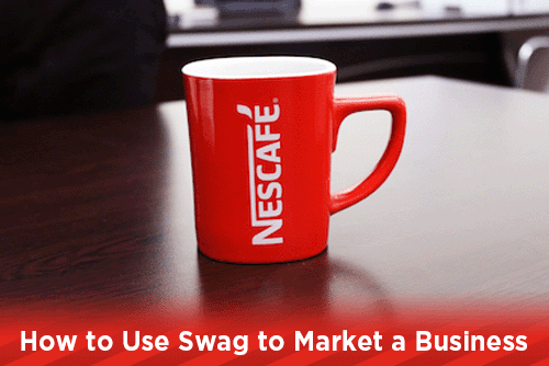 How to Use Swag to Market a Business