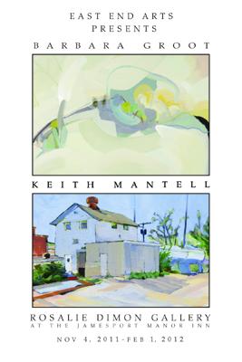 Barbara Groot & Keith Mantell