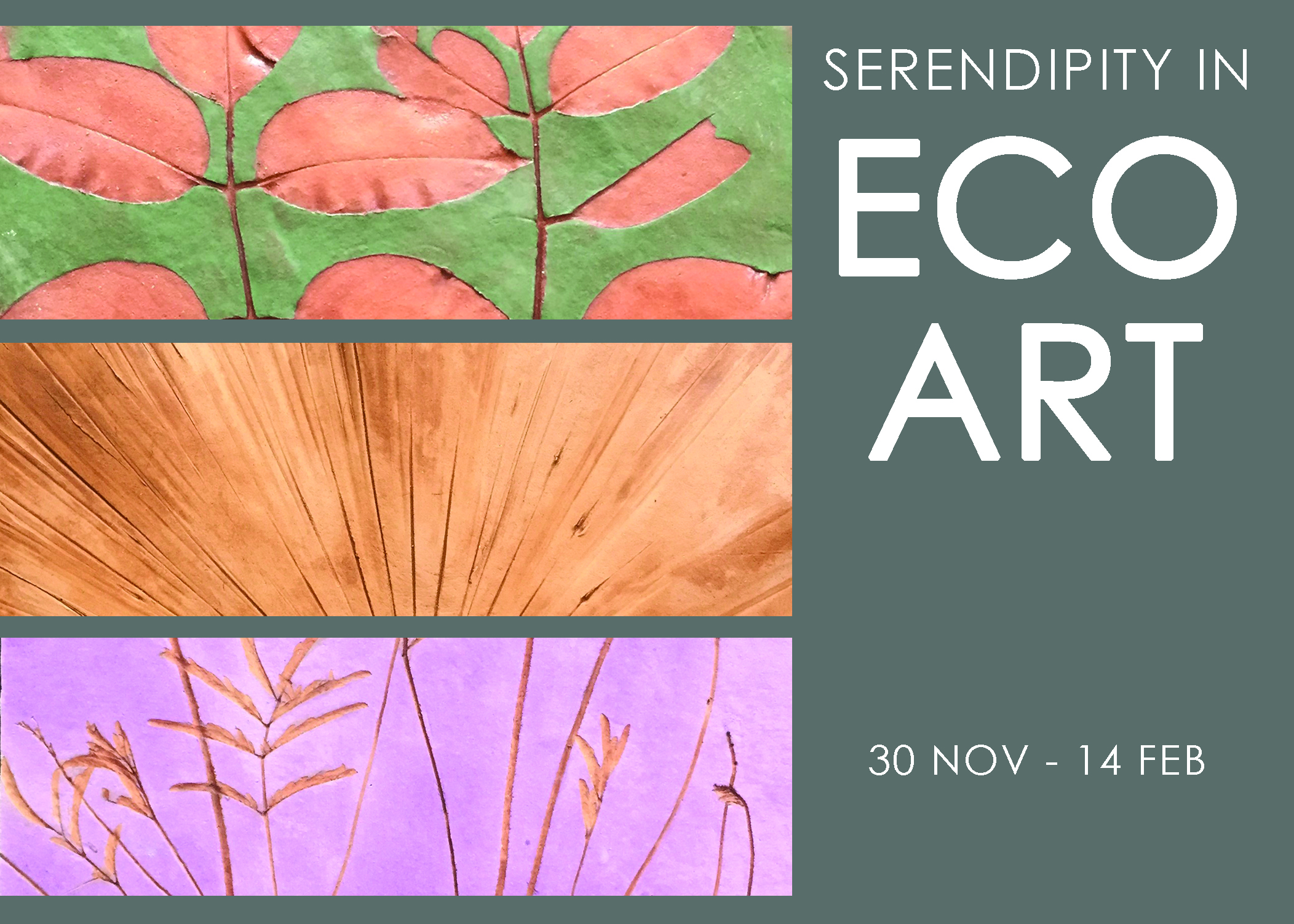 Serendipity in EcoArt
