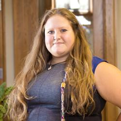Kelsey Saunders, Housing Case Manager