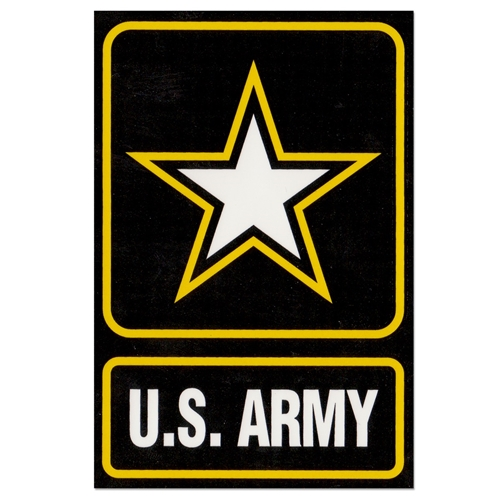 MP-1150 - Carved Plaque of the US Army (USA) Accession Support Brigade,  Artist Painted
