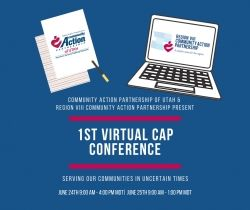 1st Virtual CAP Conference