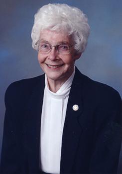 Sister Joanne Graham, OSB