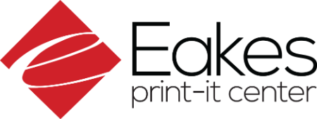 Eakes Print It Center Logo