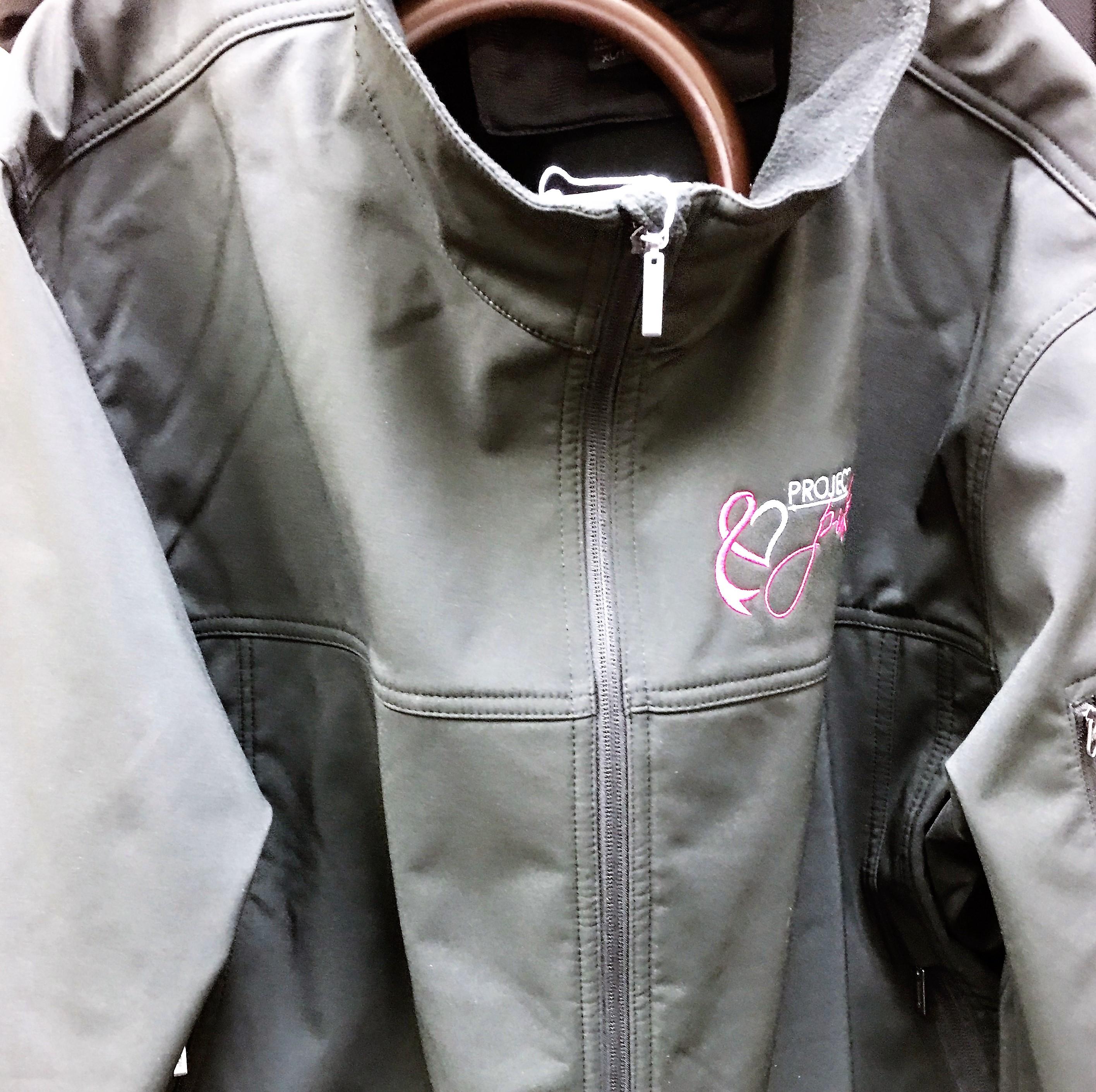 Pink'd Men's Softshell Jacket
