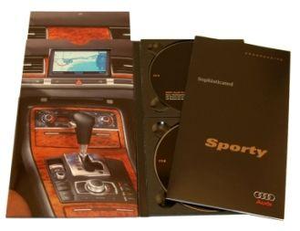Audi Media Kit Project