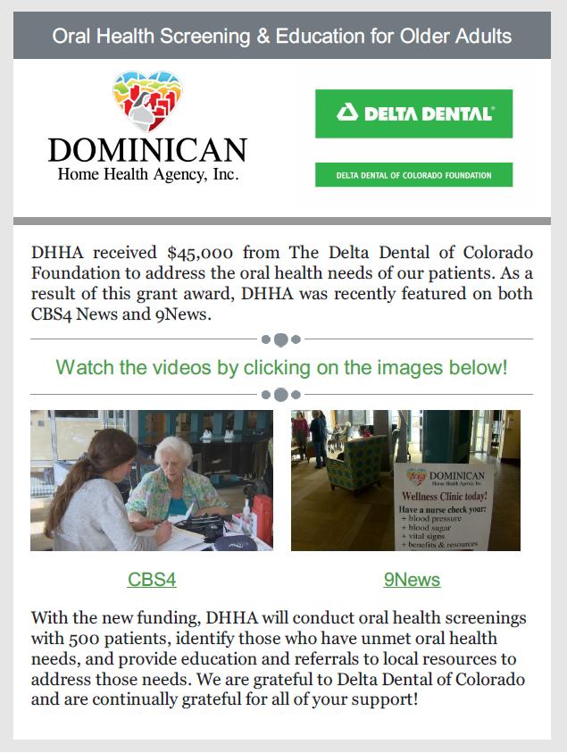 Delta Dental Grant